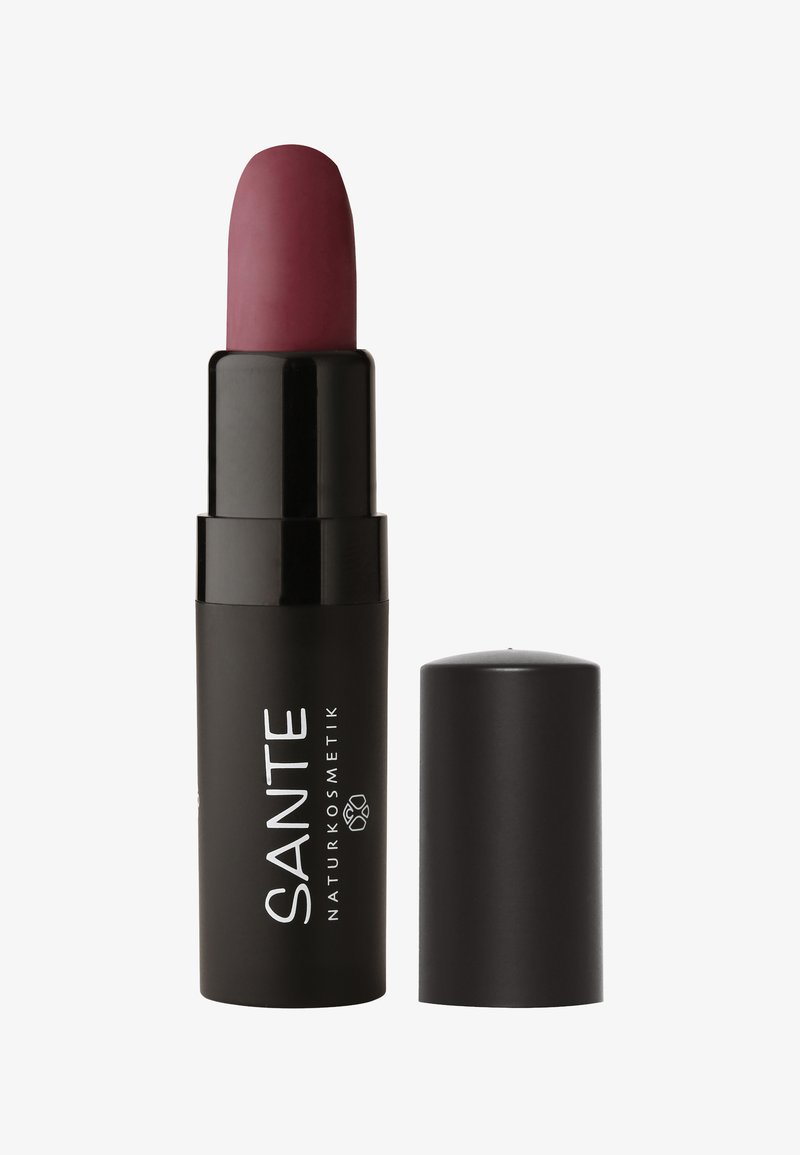 Sante - LIPSTICK MAT MATT MATTE - Lipstick - 05 catchy plum