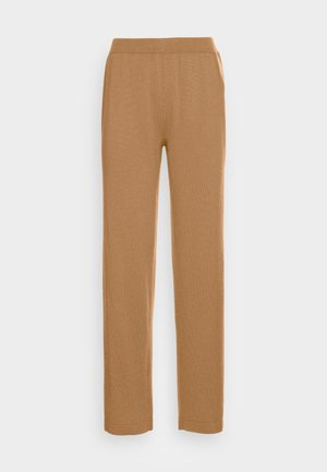 TROUSERS - Trousers - almond
