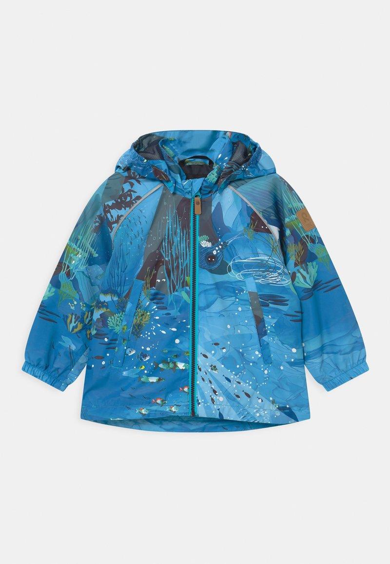 Reima - HETE UNISEX - Outdoor jacket - aquatic