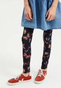 WE Fashion - Leggings - Trousers - multi-coloured - 1
