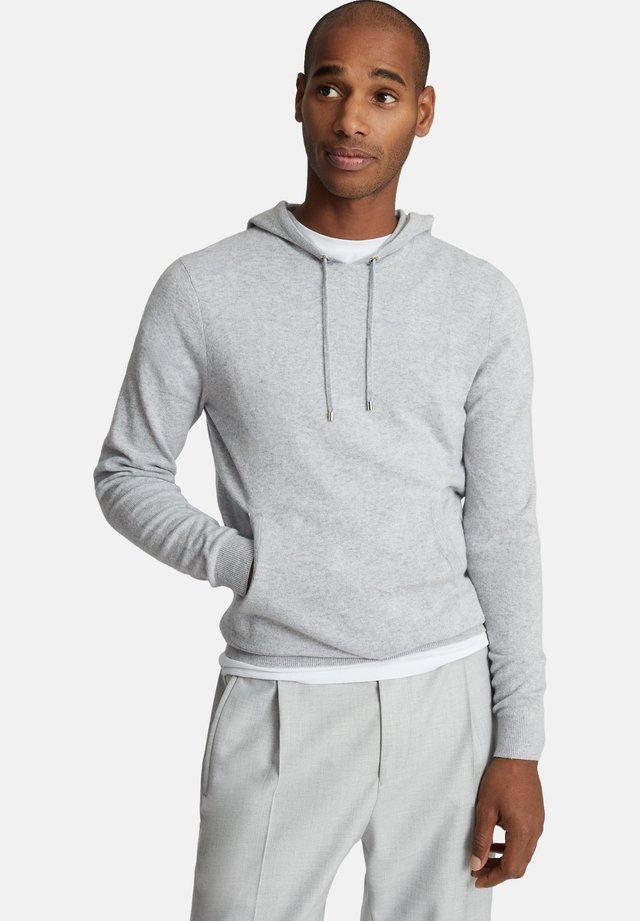 SANTIAGO - Hoodie - grey