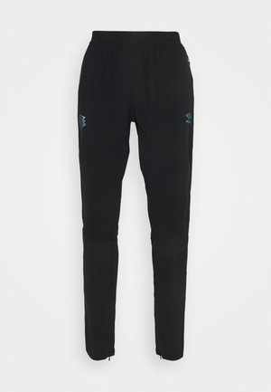 PRO TRAINING ELITE HYBRID PANT - Tracksuit bottoms - black/carbon