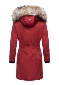 Navahoo - DAYLIGHT - Winter coat - bordeaux - 2