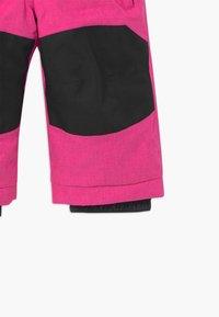 Killtec - OVERALL MINI - Snowsuit - neon pink - 3
