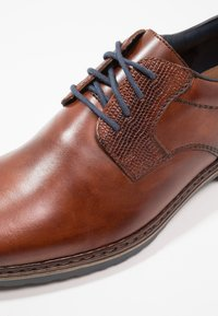 Rieker - Smart lace-ups - nut - 5