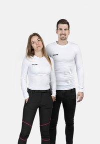IZAS - SAREK - Sports shirt - white - 3