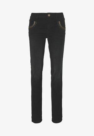 MERCURY  - Vaqueros slim fit - black