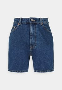 ONLY - ONLBAY LIFE - Shorts di jeans - medium blue denim - 0