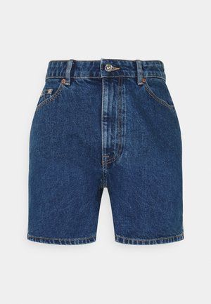 ONLBAY LIFE - Denim shorts - medium blue denim