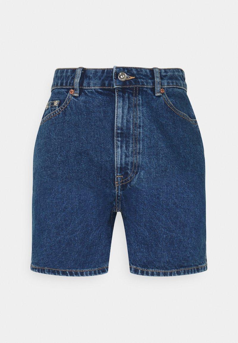 ONLY - ONLBAY LIFE - Shorts di jeans - medium blue denim