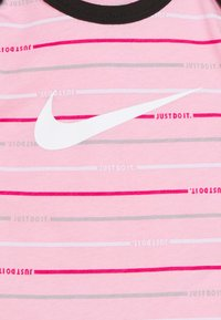 Nike Sportswear - STRIPE BODYSUIT SET - Body - black/light pínk - 3