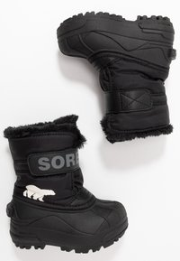 Sorel - CHILDRENS - Snowboots  - black/charcoal - 0