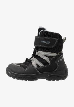 SNOWCAT - Winter boots - schwarz/grau