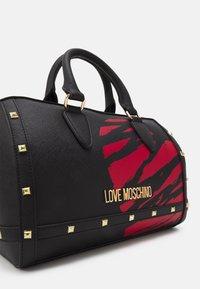 Love Moschino - PRINTED PRINTED - Bolso de mano - fantasy color - 4