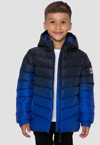 Jacke Puffer - Down jacket - blue