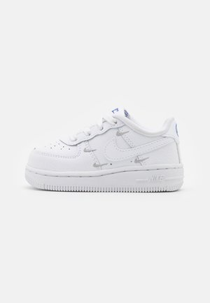 FORCE 1 LV8 - Sneaker low - white/hyper royal/black