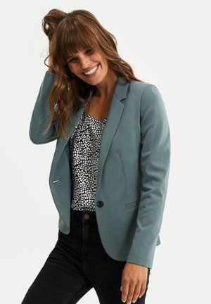 Blazer - sea green