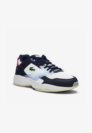 Stabilty running shoes - nvy blu