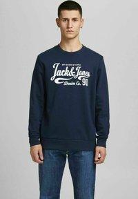 Jack & Jones - 2PACK - Sweatshirt - black - 1