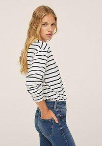 Mango - ISA - Jeans Skinny Fit - dark blue - 4