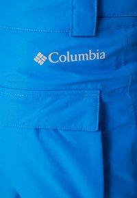 Columbia - RIDGE RUN PANT - Täckbyxor - azure blue - 6