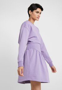 Opening Ceremony - MINI RIB DRESS - Day dress - purple - 4