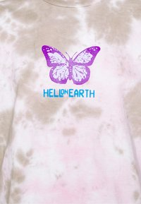 Obey Clothing - HELL ON EARTH - Print T-shirt - soft tone pink/tan - 3