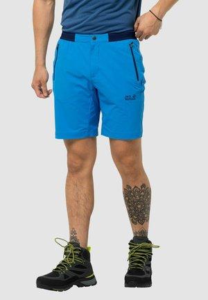 Sports shorts - brilliant blue