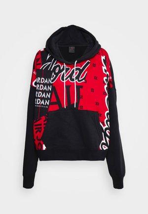 HOODIE CORE - Sweater - black