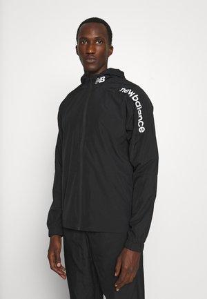 TENACITY LINED JACKET - Training jacket - black