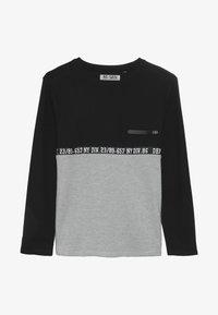 Re-Gen - BOYS LONGSLEEVE - Langærmede T-shirts - black - 3