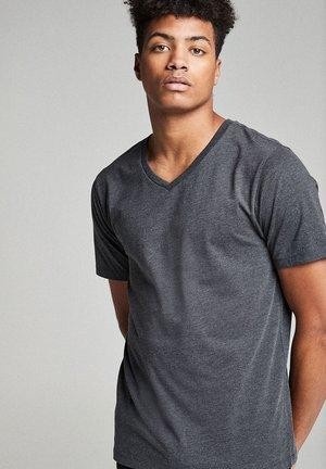 T-shirt - bas - grey