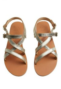 Mango - Sandals - gold - 2