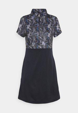 LUISA DRESS - Sports dress - navy