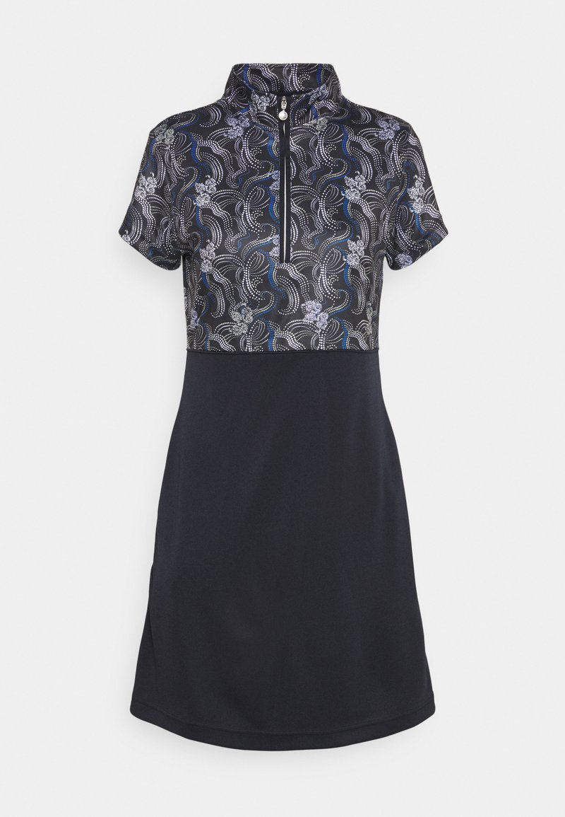 Daily Sports - LUISA DRESS - Sports dress - navy