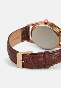 CHPO - VINTAGE WORLD - Hodinky - rose gold-coloured/brown - 1