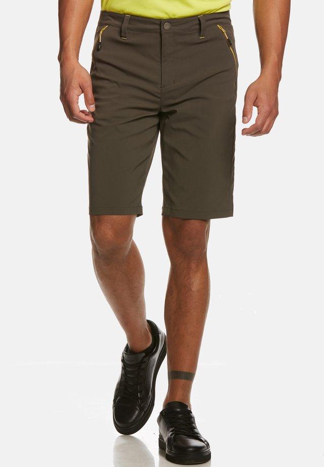 Pantaloncini sportivi - steel