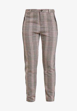 FANGO PANTS FASHION FIT - Trousers - beige