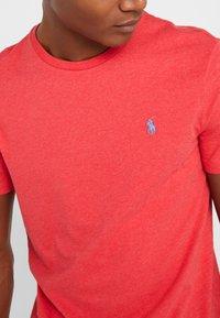 Polo Ralph Lauren - SHORT SLEEVE - T-shirt basique - rosette heather - 4