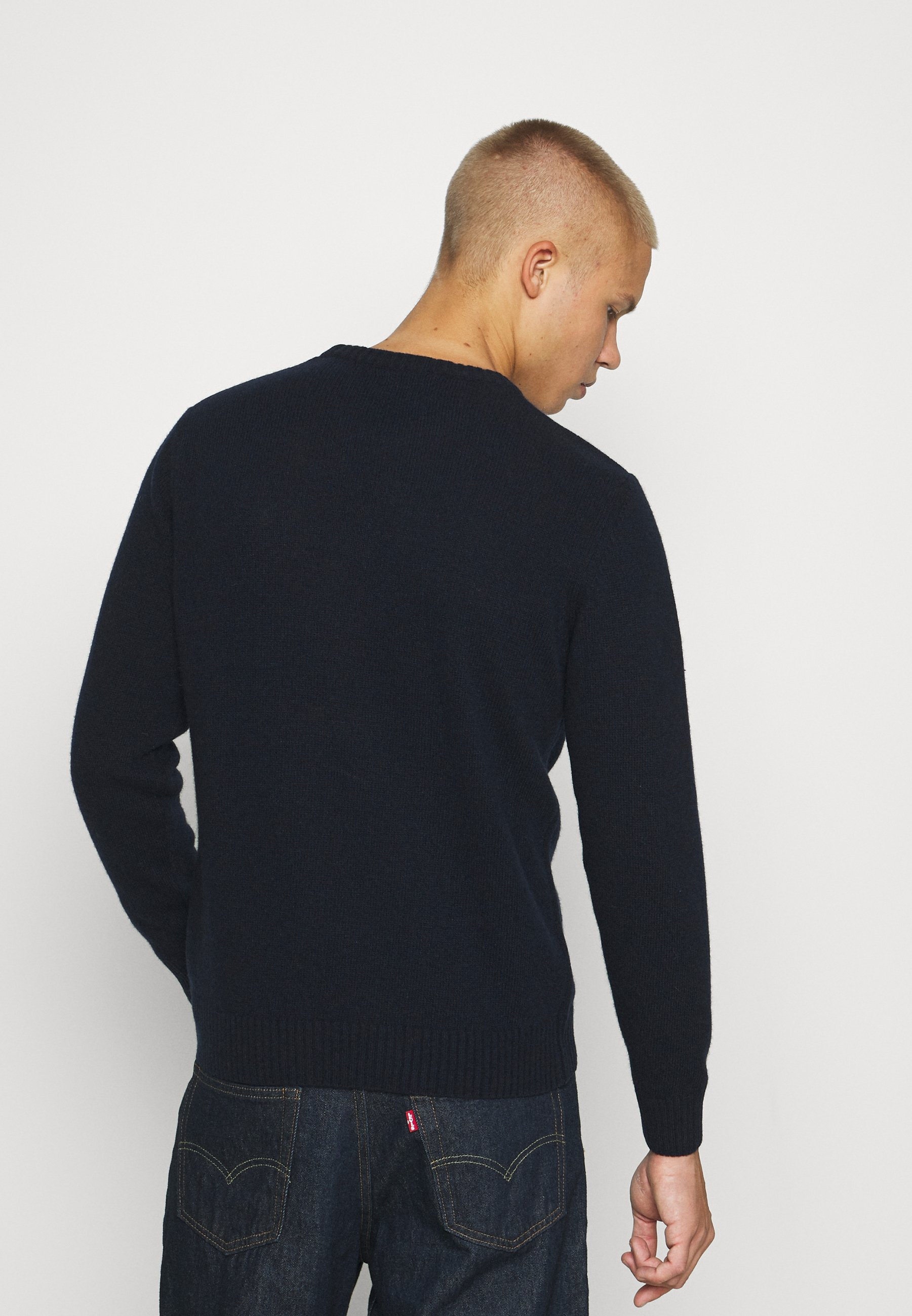 Homme KRILLER WOOL - Pullover