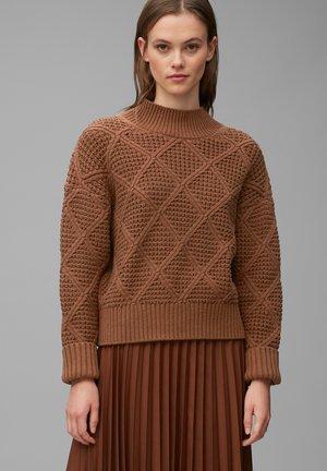 Jumper - fantastic brown