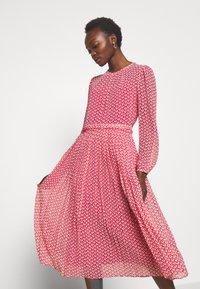 LK Bennett - AVERY - Day dress - red - 3
