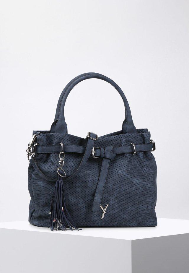 ROMY BASIC - Handtas - blue 500