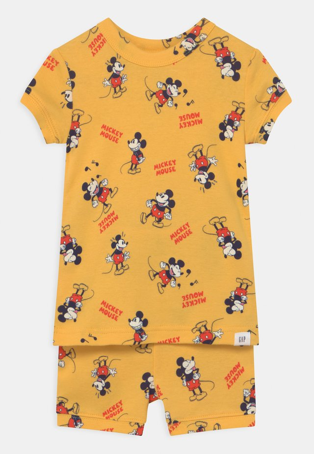 TODDLER MICKEY MOUSE UNISEX  - Pigiama - canary yellow