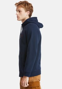 Timberland - EXETER RIVER FULL ZIP - Zip-up hoodie - dark sapphire - 3