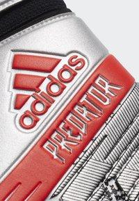 adidas Performance - PREDATOR LEAGUE GOALKEEPER GLOVES - Torwarthandschuh - silver - 2