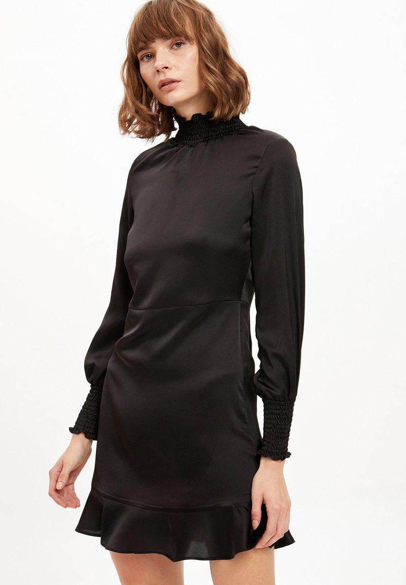 DeFacto - Cocktail dress / Party dress - black