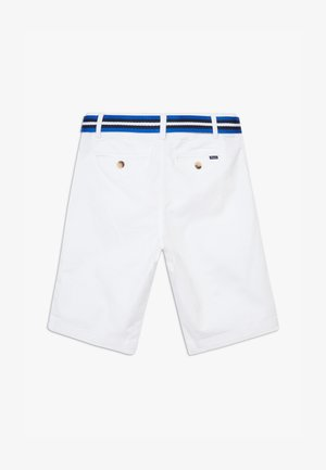 POLO BOTTOMS  - Kraťasy - white