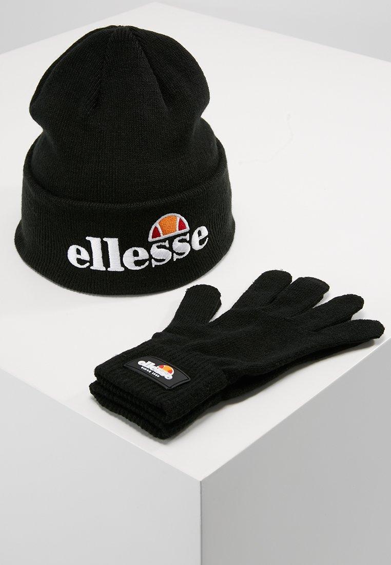 Ellesse - VELLY & BUBB SET - Huer - black