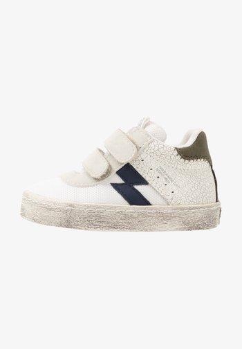 Sneakers hoog - blanco